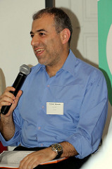 Photo of Michael Ghosoub from Caritas Lebanon